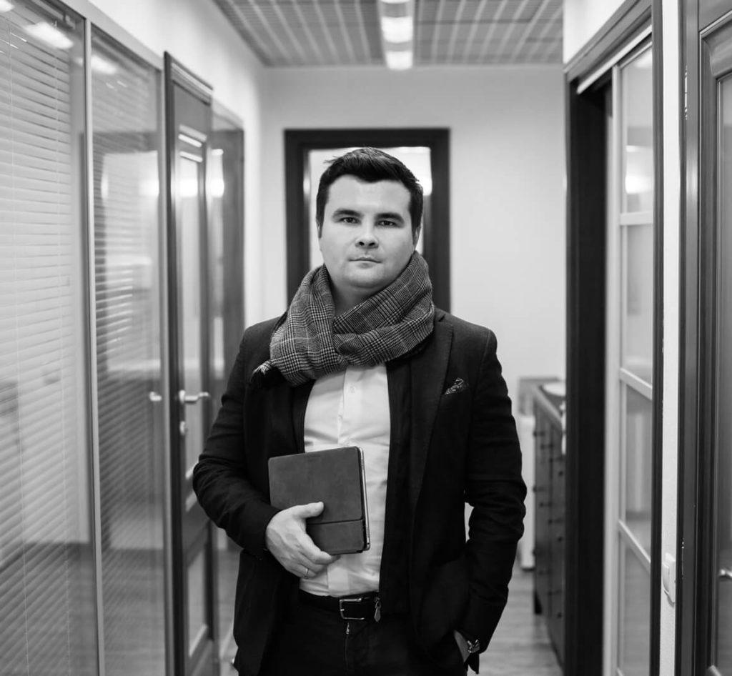 Антон Степаненко, сооснователь платформы Todogood