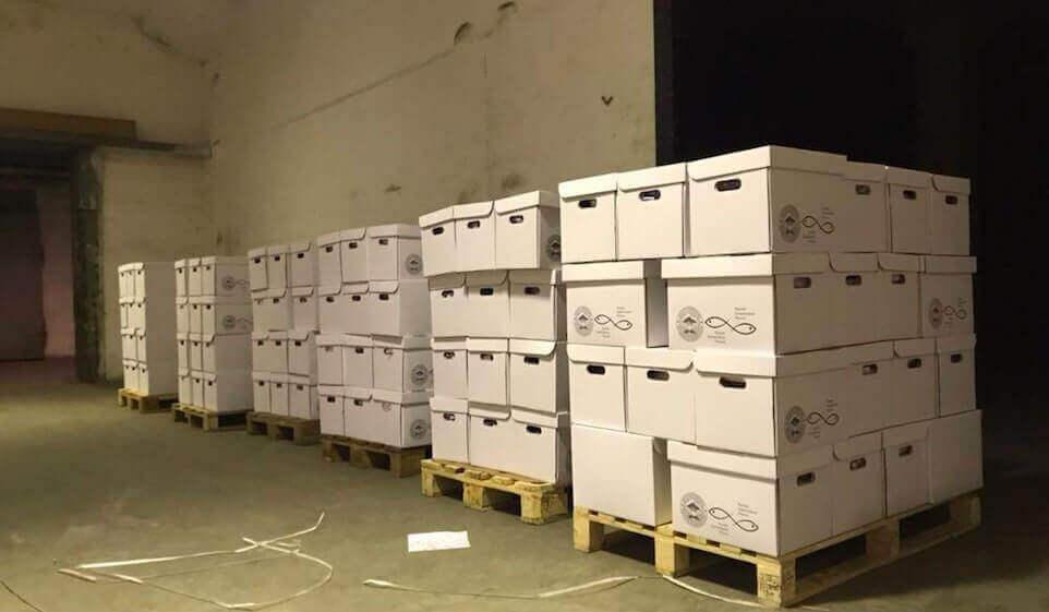 РГМ отправила в Сирию очередной груз с гуманитарными наборами