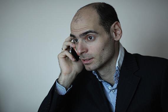 Владимир Берхин, президент фонда «Предание»